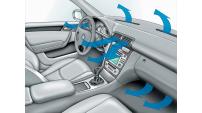 Автомобильная система кондиционирования воздуха